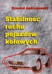 Stabilność ruchu pojazdów kołowych w sklepie internetowym Booknet.net.pl