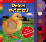 Dzieci zwierząt Zobacz i dotknij w sklepie internetowym Booknet.net.pl
