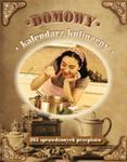 Domowy kalendarz kulinarny w sklepie internetowym Booknet.net.pl