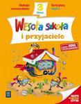 Wesoła szkoła i przyjaciele. Klasa 3, edukacja wczesnoszkolna, część 5. Karty pracy w sklepie internetowym Booknet.net.pl