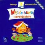 Wesoła szkoła i przyjaciele Kl 3 komplet 4 CD w sklepie internetowym Booknet.net.pl