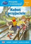 Disney uczy Przygoda z czytaniem Kubuś i przyjaciele w sklepie internetowym Booknet.net.pl