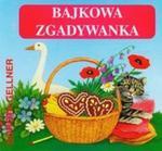 Bajkowa zgadywanka w sklepie internetowym Booknet.net.pl