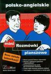 Rozmówki planszowe mini polsko angielskie w sklepie internetowym Booknet.net.pl