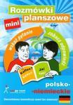 Rozmówki planszowe mini polsko niemieckie w sklepie internetowym Booknet.net.pl