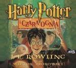 Harry Potter i czara ognia CD mp3 w sklepie internetowym Booknet.net.pl