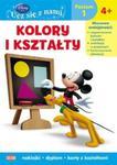 Disney Ucz się z nami Klub Przyjaciół Myszki Miki Kolory i kształty w sklepie internetowym Booknet.net.pl