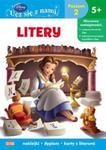 Disney Ucz się z nami Księżniczka Litery w sklepie internetowym Booknet.net.pl
