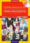 Wiedza o społeczeństwie Vademecum egzamin gimnazjalny 2012 z płytą CD w sklepie internetowym Booknet.net.pl