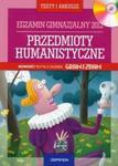 Egzamin po gimnazjum 2012 Testy humanistyczne z płytą CD w sklepie internetowym Booknet.net.pl