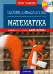 Egzamin po gimnazjum 2012 Testy matematyczne z płytą CD w sklepie internetowym Booknet.net.pl