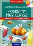 Egzamin po gimnazjum 2012 Testy przyrodnicze z płytą CD w sklepie internetowym Booknet.net.pl
