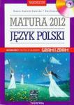 Język polski Vademecum z płytą CD Matura 2012 w sklepie internetowym Booknet.net.pl