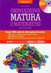 Matematyka obowiązkowa matura 2012 z płytą CD w sklepie internetowym Booknet.net.pl