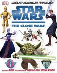 Star Wars Wojna klonów z naklejkami w sklepie internetowym Booknet.net.pl