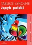 Tablice szkolne Język polski w sklepie internetowym Booknet.net.pl