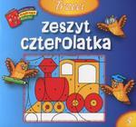 Trzeci zeszyt czterolatka w sklepie internetowym Booknet.net.pl