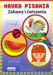Nauka pisania Zabawy i ćwiczenia w sklepie internetowym Booknet.net.pl