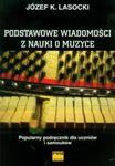 Podstawowe wiadomości z nauki o muzyce w sklepie internetowym Booknet.net.pl