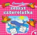 Czwarty zeszyt czterolatka w sklepie internetowym Booknet.net.pl