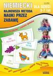 Niemiecki dla dzieci 3-7 lat. Najnowsza metoda nauki przez zabawę (Nr 1) w sklepie internetowym Booknet.net.pl