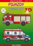 Pojazdy. Wycinanki 3D. Cuda z papieru w sklepie internetowym Booknet.net.pl