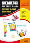 Niemiecki dla dzieci 8-10 lat. Pierwsze słówka. Ćwiczenia w sklepie internetowym Booknet.net.pl