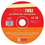 Direkt Neu Poradnik dla nauczyciela 1(A+B) CD w sklepie internetowym Booknet.net.pl