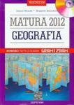 Geografia Matura 2012 Vademecum + CD w sklepie internetowym Booknet.net.pl