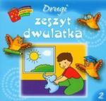 Drugi zeszyt dwulatka w sklepie internetowym Booknet.net.pl