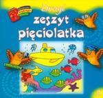 Drugi zeszyt pięciolatka w sklepie internetowym Booknet.net.pl