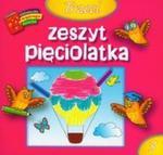 Trzeci zeszyt pięciolatka w sklepie internetowym Booknet.net.pl