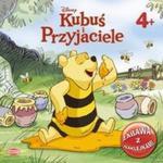 Kubuś i Przyjaciele. Zabawa z naklejkami 4+ w sklepie internetowym Booknet.net.pl