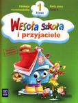 Wesoła szkoła i przyjaciele. Klasa 1, edukacja wczesnoszkolna, część 4. Karty pracy w sklepie internetowym Booknet.net.pl