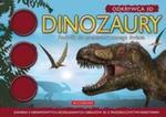 Dinozaury Podróż do prehistorycznego świata Odkrywca 3D w sklepie internetowym Booknet.net.pl