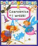 Czarownice i wróżki Naklej i poznaj w sklepie internetowym Booknet.net.pl