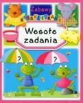 Wesołe zadania Zabawy z naklejkami w sklepie internetowym Booknet.net.pl