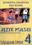 Oglądam świat. Klasa 4, szkoła podstawowa. Język polski. Podręcznik do kształcenia literackiego w sklepie internetowym Booknet.net.pl