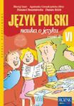 Nauka o języku. Klasa 6, szkoła podstawowa, część 2. Język polski w sklepie internetowym Booknet.net.pl
