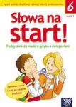 Słowa na start. Klasa 6, szkoła podstawowa, część 1. Język polski. Podręcznik w sklepie internetowym Booknet.net.pl