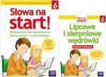 Słowa na start. Klasa 6, szkoła podstawowa. Język polski. Podręcznik w sklepie internetowym Booknet.net.pl