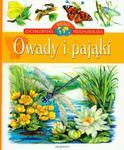 Owady i pająki Encyklopedia wiedzy przedszkolaka w sklepie internetowym Booknet.net.pl