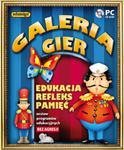 Gra Galeria gier - zestaw programów edukacyjnych w sklepie internetowym Booknet.net.pl