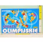 Gra Poznajemy sporty olimpijskie w sklepie internetowym Booknet.net.pl
