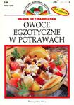 Owoce egzotyczne w potrawach w sklepie internetowym Booknet.net.pl