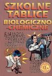 Szkolne tablice biologiczno - chemiczne w sklepie internetowym Booknet.net.pl