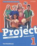 Project, third edition. Klasa 4-6, szkoła podstawowa, część 1. Język Angielski. Podręcznik w sklepie internetowym Booknet.net.pl