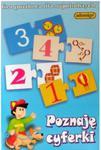 Gra Poznaję cyferki w sklepie internetowym Booknet.net.pl