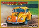 Model samochód - samochód rajdowy VOLKSWAGEN TYP 60 GARBUS 1:35 w sklepie internetowym Booknet.net.pl
