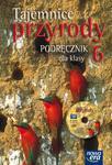 Tajemnice przyrody. Klasa 6, szkoła podstawowa. Przyroda. Podręcznik (+CD) w sklepie internetowym Booknet.net.pl
